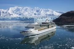 Radiance at Hubbard Glacier - Alaska